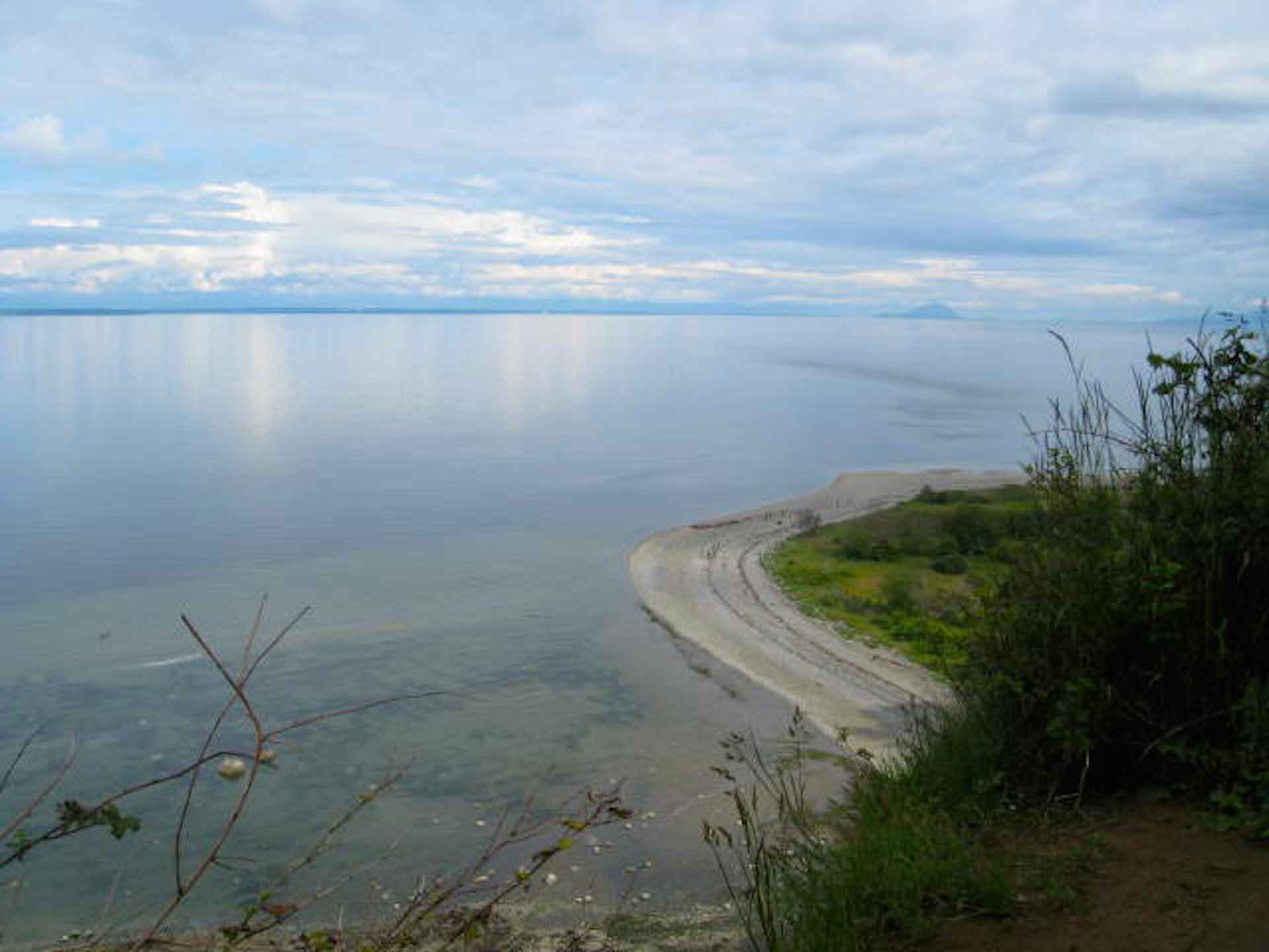 View of Boundary Bay, Point Roberts WA 98281